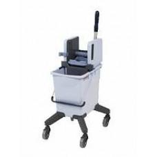 Система одноведерная УльтраСпид Про 25 л на колесах , без транспортировочной ручки Vileda Professional