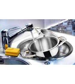 Средства для мытья посуды вручную и с применением посудомоечных машин