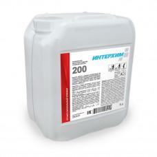 ИНТЕРХИМ 200 Низкопенное кислотное средство глубокой очистки