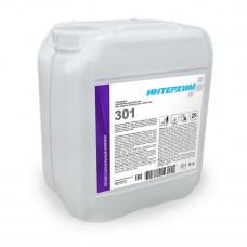 ИНТЕРХИМ 301 Глянцевая полимерная дисперсия для защиты напольных покрытий