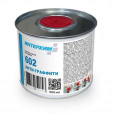 ИНТЕРХИМ 602 АНТИ-ГРАФФИТИ Средство очистки от граффити