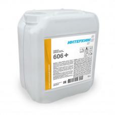 ИНТЕРХИМ 606 + Усиленное средство очистки ковровых покрытий