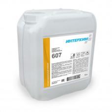 ИНТЕРХИМ 607 Универсальное средство пенной очистки ковров и ковровых покрытий