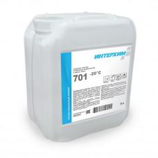 ИНТЕРХИМ 701 -20°C Средство очистки стеклянных поверхностей при температуре воздуха до -20°C