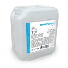 ИНТЕРХИМ 701 Средство с защитным эффектом для очистки стеклянных и других гладких поверхностей