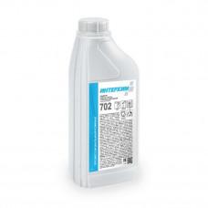 ИНТЕРХИМ 702 Концентрат средства с защитным эффектом для очистки стеклянных и других гладких поверхностей