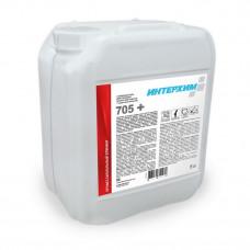 ИНТЕРХИМ 705 + Усиленный гель для глубокой кислотной очистки с защитным эффектом