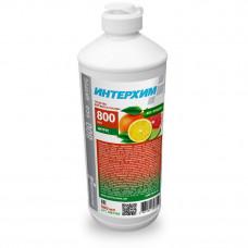 ИНТЕРХИМ 800 eco Средство для мытья посуды
