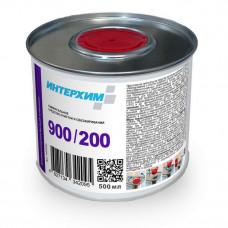 ИНТЕРХИМ 900 / 200 Универсальное средство очистки и обезжиривания на основе растворителей