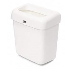 Корзина для мусора, белая, 20 л, Tork