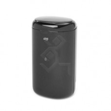 Корзина для мусора, черная, 5 л