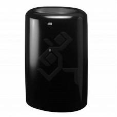 Корзина для мусора (крышка в комплект не входит), черная, 50 л, Tork
