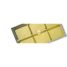 Поддон полимербетонный 1000/500 (Германия)