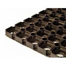 Мат резиновый ячеистый COMPOS 800х1200х18мм.
